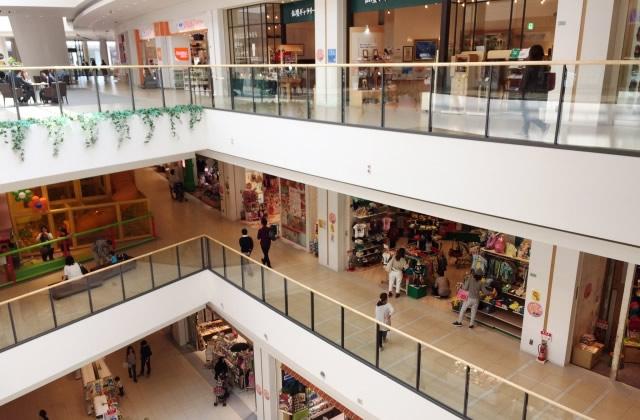 商業施設の特徴